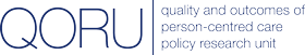 Quality and Outcomes of Person-Centred Care
